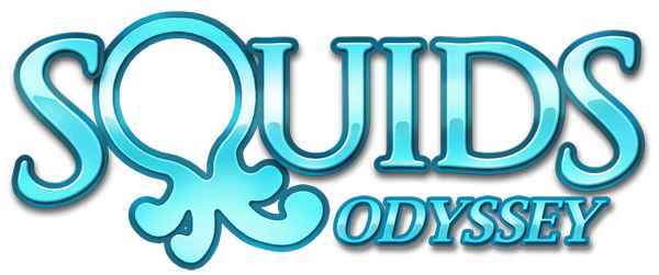Squids Odyssey Logo