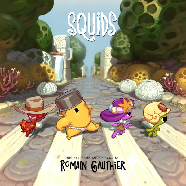 SQUIDS OST Cover
