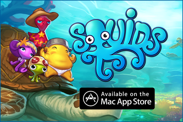 Squids Mac App Store picture