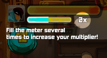 Combo Crew Super Multiplier explanation