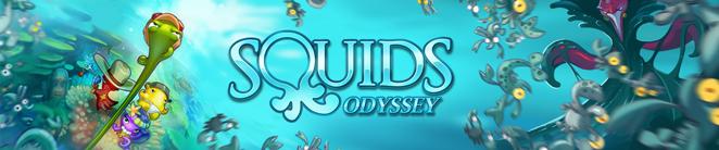 Squids Odyssey Banner